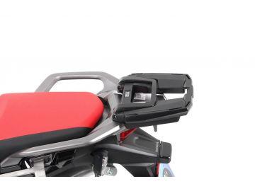 TopCase Easyrack en negro para Honda África Twin Adventure Sports CRF1000L