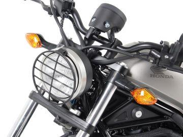 Parrilla para protección de faros modelo HONDA CMX 500 Rebel