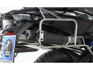 Caja de herramientas Hepco&Becker para el soporte lateral para BMW F800GS
