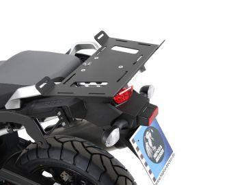 Extensión negra Suzuki V-Strom 650 from 2017