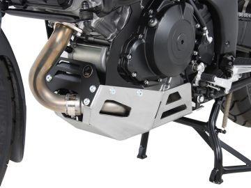 Placa de protección Negra Suzuki V-Strom 650 from 2017