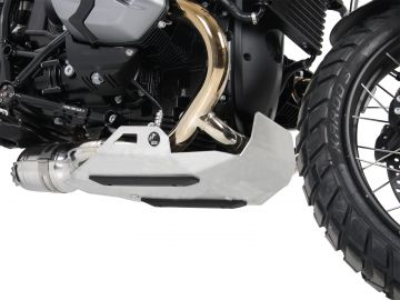 Placa de protección aluminio BMW R nineT Pure from 2017