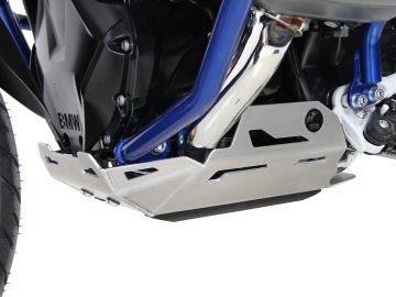 Placa de protección del motor plateada para BMW R1250GS (2018-)