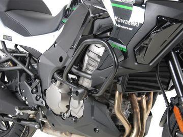 Barra de protección de motor color Negro para Kawasaki Versys 1000 (2019-)