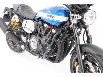 Barra de protección de motor color Negro para Yamaha XJR 1300 (2015-2016)