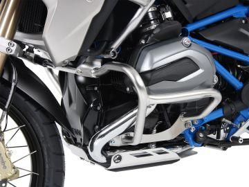 Barra de protección de motor color Plata para BMW R 1200 GS LC (2013- )