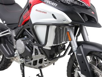 Barra de protección del tanque color negro para Ducati Multistrada 1260 Enduro (2019-)