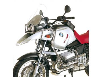 Barra de protección de motor color Cromo para BMW R 1150 GS (2000-2004)/Adventure (2001-2005)
