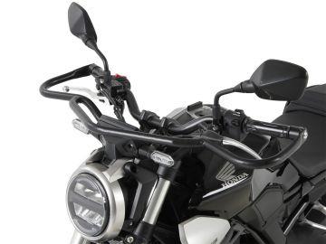Barra de protección frontal superior color Negro Honda CB 300 R (2018-)