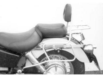 Respaldo sin Portaequipajes Honda VT 1100 C2 Shadow desde año1995 - Cromo