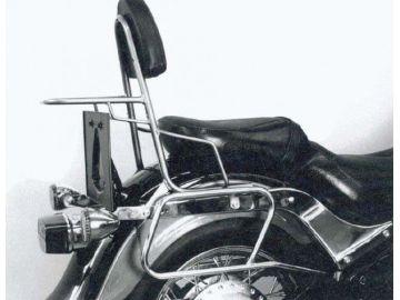 Respaldo sin Portaequipajes Kawasaki VN 800 Classic hasta año1999 - Cromo