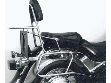 Respaldo sin Portaequipajes Kawasaki VN 800 Classic desde año2000 - Cromo