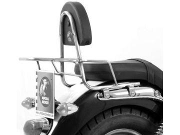 Respaldo sin Portaequipajes Triumph  Bonneville Amerika / Speedmaster desde año2011 - Cromo