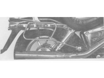 Soporte para bolsas Honda VT 1100 C hasta año1994 - Cromo