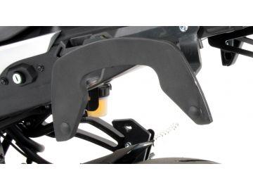 Soporte C-Bow en Negro de Alforjas para Kawasaki Versys 1000 desde 2015-