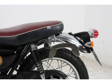 Soporte para alforjas C-Bow en cromado para modelos Kawasaki W 650 / W 800 12,124