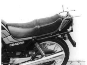 Portaequipajes Honda CB 250 N año 1981-1986 / CB 400 N año 1981-1986 / CA 125 Rebel / CMX 250 Rebel - Cromo