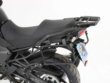 Soporte (lock it) de maletas laterales en negro  para Kawasaki Versys 1000 desde 2015