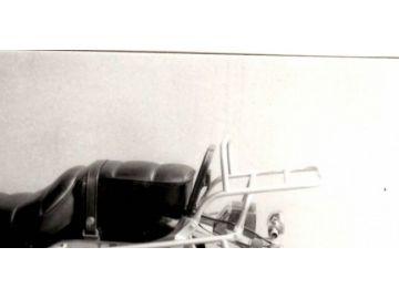 Portaequipajes Suzuzi LS 650 hasta año1996 - Cromo
