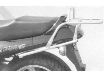 Portaequipajes Suzuzi GSX 1100 G desde año 1991 - Negro