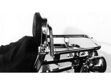 Portaequipajes Moto GuzziNevada 750 desde año1995 y Nevada 750 Club - Cromo