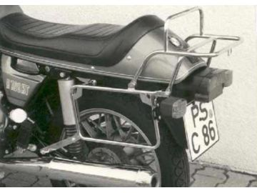 Portaequipajes Completo BMW   R 80/100 RT/RS/CS hasta año 1985 - Negro