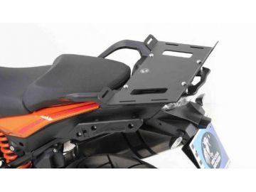 Extensión del portaequipajes específico KTM  Super Adventure 1290 - Negro