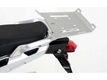 Extensión del portaequipajes específico Honda Crosstourer - Plata