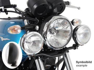 Set de Faros adicionales Moto Guzzi V 7 III stone/ special/Anniversario/Racer ab 2017