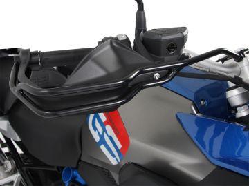 Protegemanos negro para BMW R 1250 GS (18-) de HepcoBecker