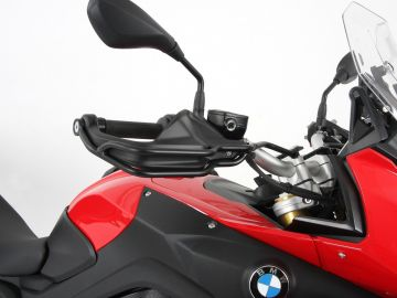 Protección metálica para el protegemanos de plástico para BMW S 1000XR desde 2015 de Hepco&Becker