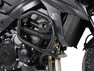 Estribo de protección trasera negro Suzuki GSX-S 750 from 2017