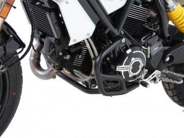 Protector del motor - negro para Ducati Scrambler 1100 de 2018
