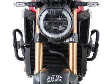 Barra protección motor incl. Placa de protección Honda CB650R (2019-)