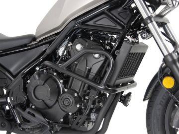 Estribo de protección de motor (negro) Hepco&Becker para Honda  CMX 500 Rebel / 2017