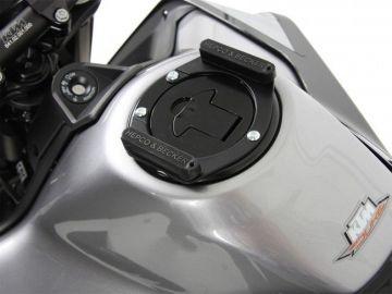 Soporte-anillo depósito Lock it para  KTM 790 Duke (2018)