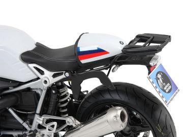 Soporte C - BOW NEGRO para BMW R nine T Race 2017 de HEPCO & BECKER