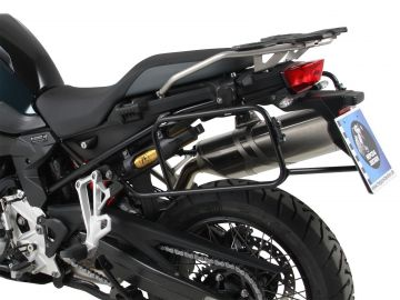 Soporte lateral Lock-it, negro para  BMW F 850 GS (2018)
