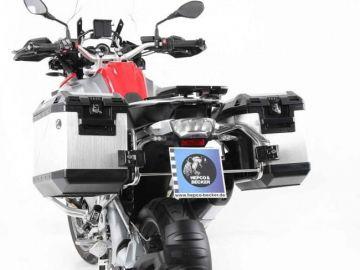 Sistema de maletas CUTOUT Xplorer para BMW R1200GS LC