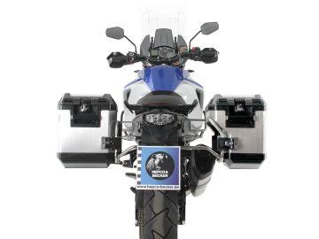 Sistema de maletas Xplorer Cutout INOX Para KTM 1090 Adventure de  Hepco&Becker