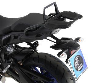 Portaequipajes Alurack negro para Yamaha Tracer 900 / GT 2018