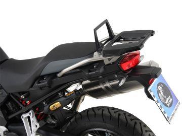 Portaequipajes Alurack - negro para BMW-Touring original - de color titanio para BMW F 750 GS (2018-)
