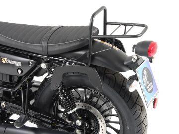 Portaequipajes de tubo para Moto Guzzi V9 Bobber
