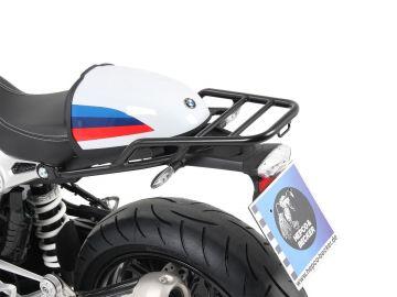Parrilla portaequipaje NEGRA para BMW R nine T Race 2017 de HEPCO & BECKER