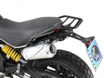 Portaequipajes trasero de tubo para Ducati Scrambler 1100 de  2018