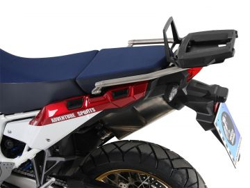 TopCase Alurack en negro para Honda África Twin Adventure Sports CRF1000L