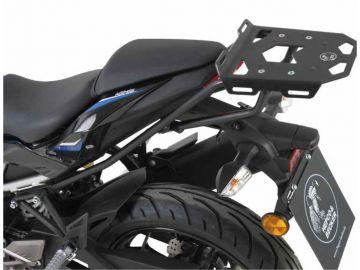 Minirack color negro para KAWASAKI Z 125 de 2018