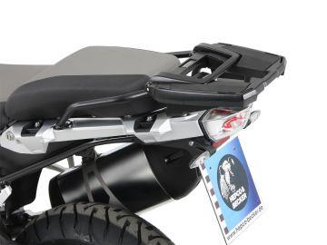 Soporte para topcase Easyrack negro para BMW R1250GS Adventure