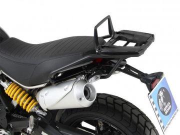 Portaequipajes Easyrack negro para Ducati Scrambler 1100 de 2018