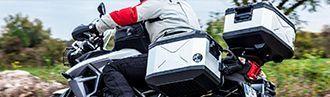 Maletas aluminio moto